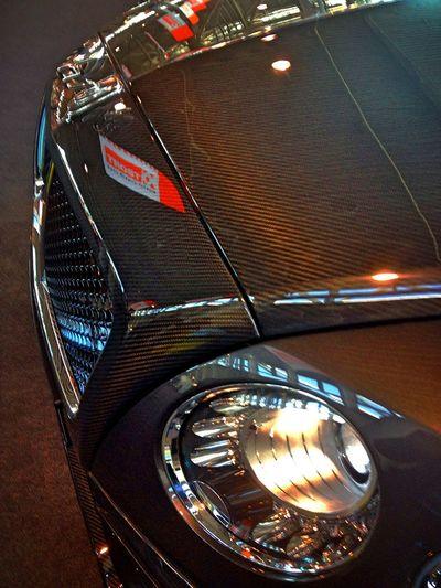 TrostSchau2015 ILoveMyJob Ilovecars Bentley Mansory Carbon Reflection