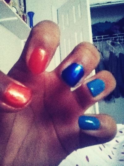 I like nail polish