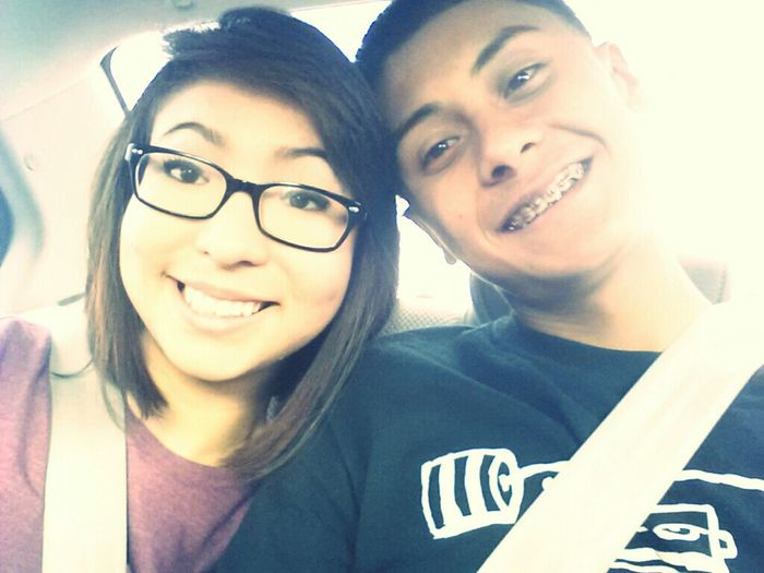 9 Months With This Amazing Boy. I Couldn't Be Happier With Anyone Else. We're Soulmates. ♡ :-)