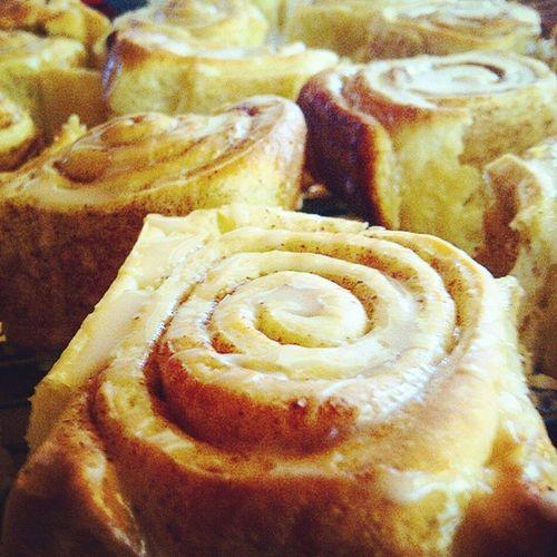 Cinnamonbun Baking Friends Dantheman Baker