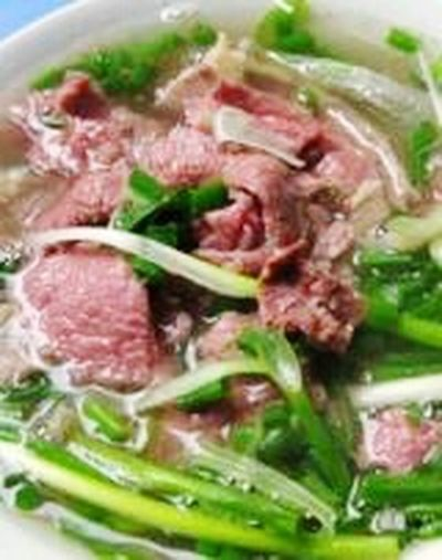 Street Food Worldwide @noodle @can you call this phở