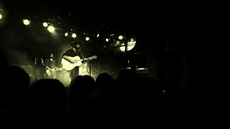 Concert Music Gig Singer  Angus Stone