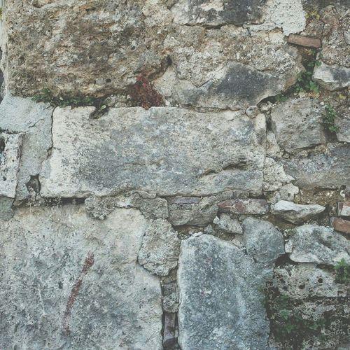 Heritage in a Wall . Isernia santa maria delle monache