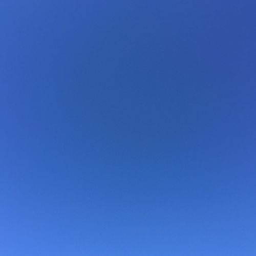Sky Empty Sky Blue Sky Blue Blank Color Solid Colors