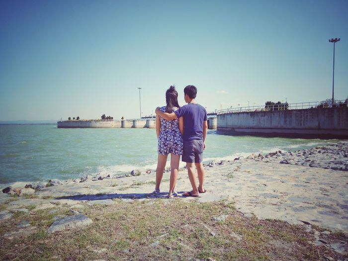 Beside you Dam