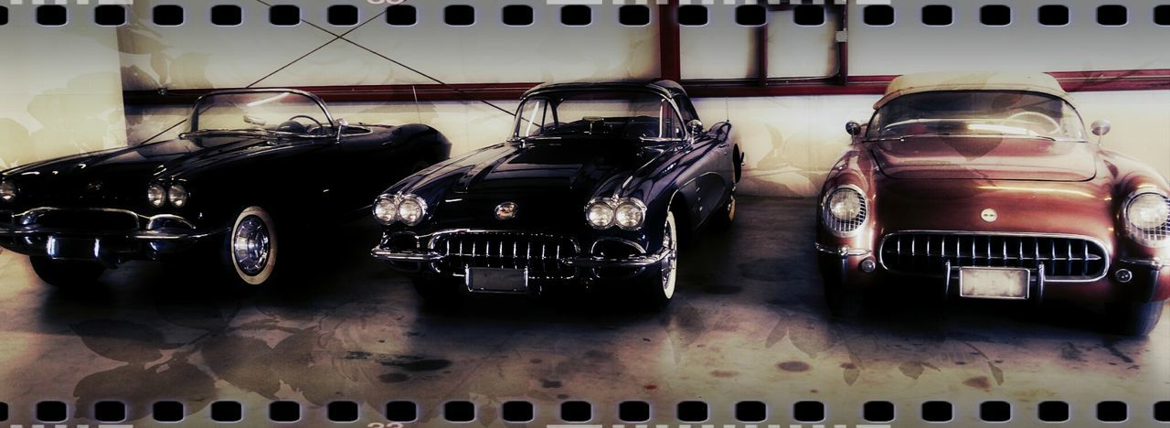 Classic Cars Corvettes 1950 Chevys