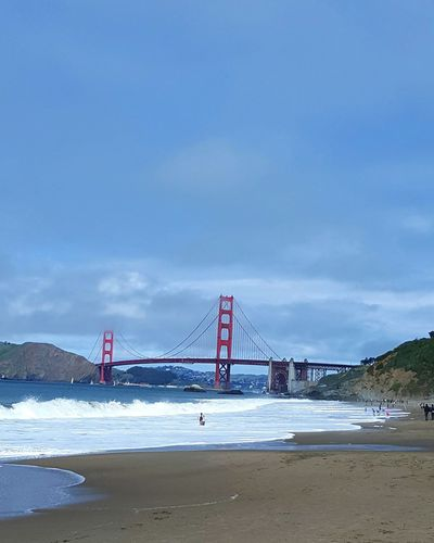 Landscapes With WhiteWall Baker Beach San Francisco open edit eye4photography
