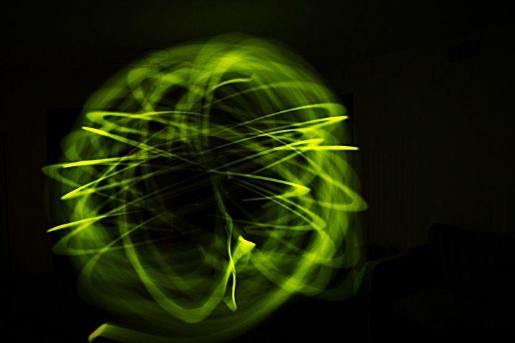 Longexposure LightInDark Glowsticks Photography In Motion