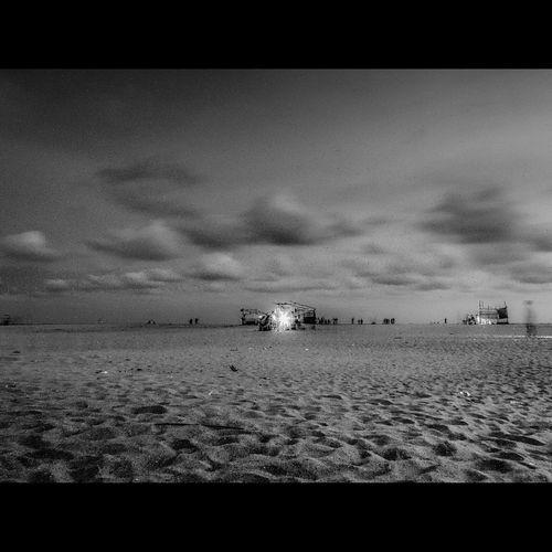 Beach Beachlife Sand Clouds Clouds And Sky Kerala India Nikon