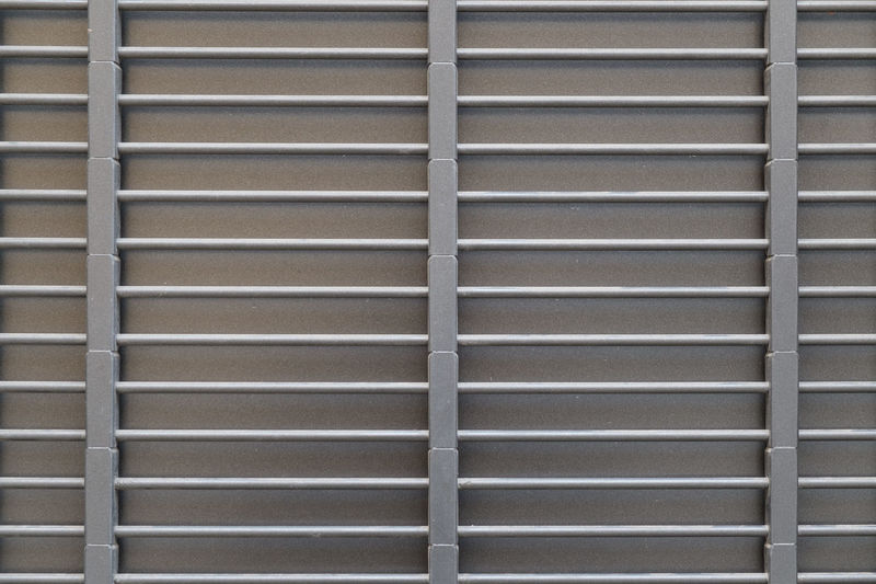 Background Backgrounds Closed Design Detail Geometry Metal Minimalism Modern Modern Architecture Pattern Pattern, Texture, Shape And Form Patterns Patterns & Textures Reduced Repetition Safety Simplicity Surface Surface Structure Symmetry Vertical Symmetry