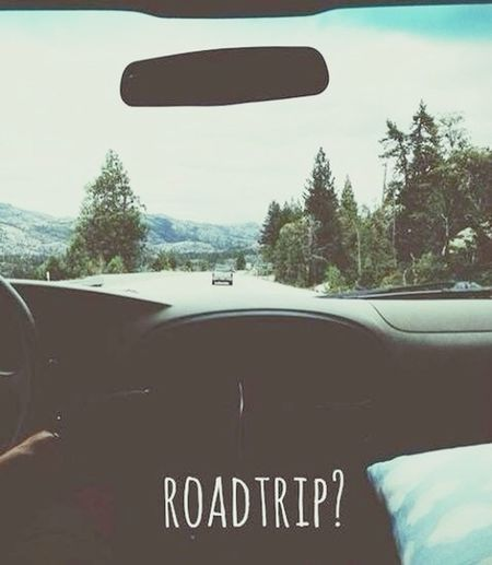 Road trip? Roadtrip Nature