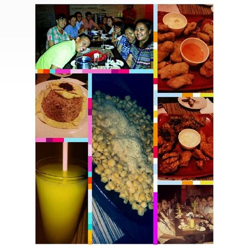 Team Lunchout! ^_^ 05052014 Mangoshake Surf 'sUp Wingsnthings butteredcorn Thank you @gingerfloydzach!! We're gonna miss you! 😘😘😘