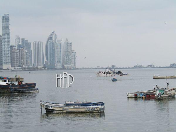 Panama City Cinta Costera Town