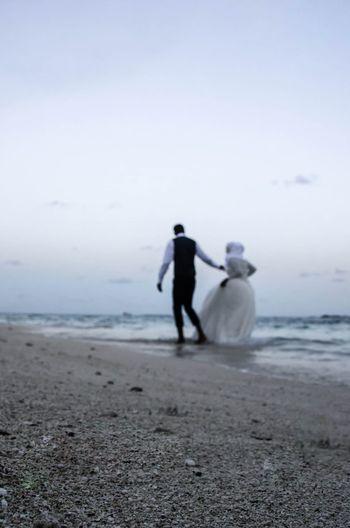 EyeEmNewHere Wedding Wedding Photography Weddings Around The World Muslimwedding Beach Maldives