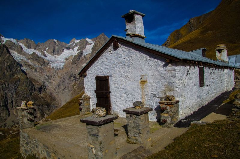 Architecture Built Structure Building Exterior Building History Religion The Past Mountain Nature No People Spirituality Sky Day Place Of Worship Old Belief Mountain Range Travel Destinations Travel Outdoors