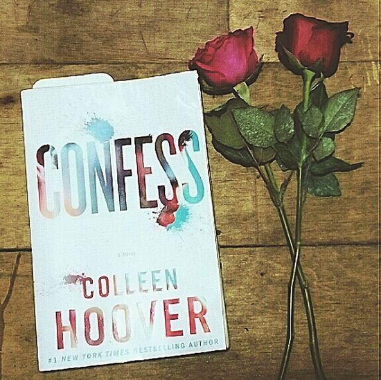 I already finished again a book which is the saddest part. 😞 But I'll surely look for another one to read. 😉 My Confession Confess Colleen Hoover Book EyeEm