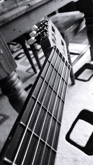 Just something that I took a photo of! Music Guitar Indoors