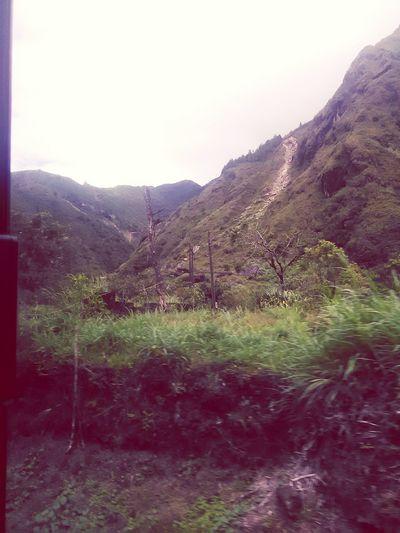 Paisajes de Ecuador