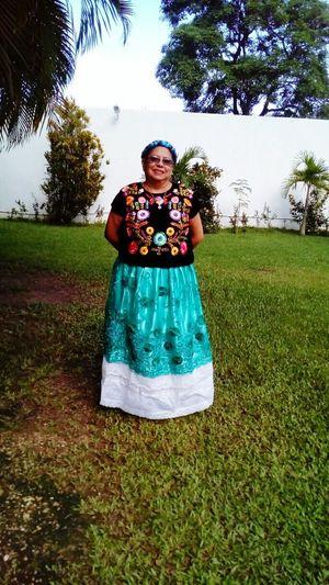 Snap A Stranger Tradiciones Mexicanas Oaxaca Traje Regional