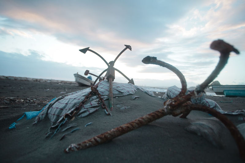 Anchor - Vessel