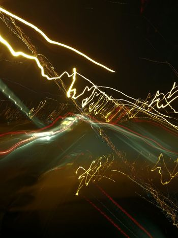 Light Trail Technology Speed No People Night Illuminated Outdoors Futuristic The Week On EyeEm
