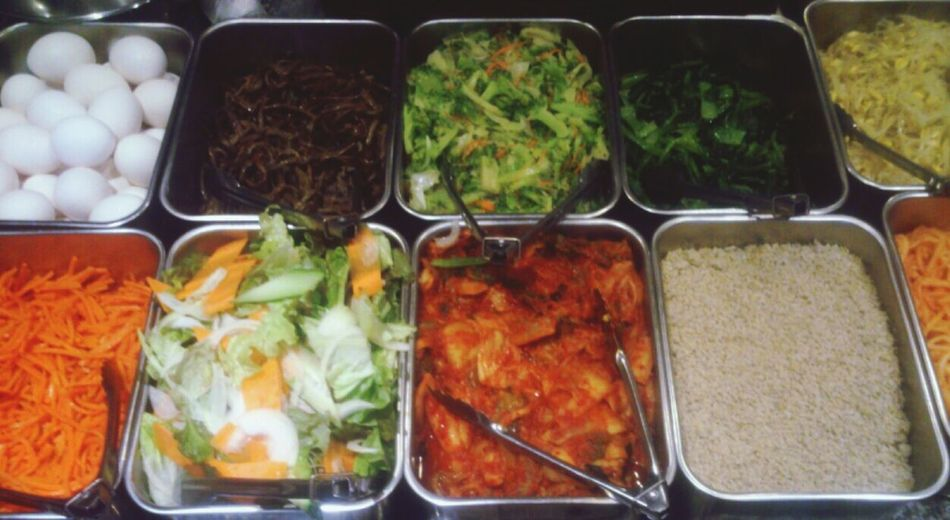 Kimchi Enjoying A Meal Holiday