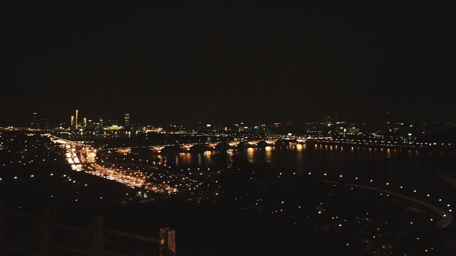 [ HaneulPark ] Nightview , Taking Photos , Emotional Photography , // Light , SeongsanBridge
