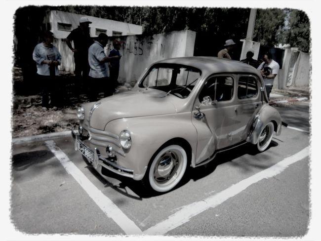Oldcar Kharjet_lantika Eyeemtunisia EyeEm Car