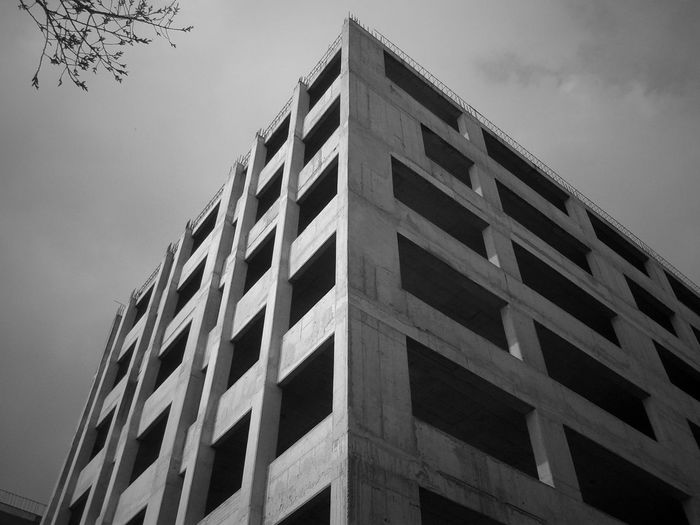 Architecture Blackandwhite Concrete Bnw_friday_challenge