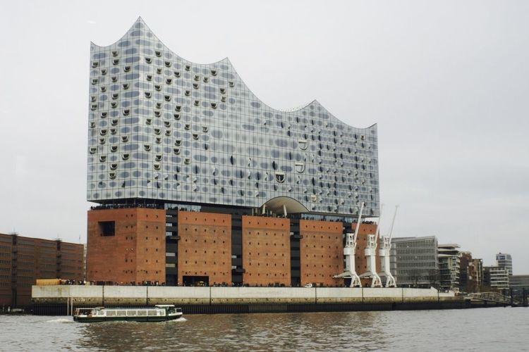 Hamburger Hafen Elbphilharmonie Hamburg