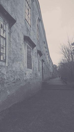 Natural Pattern Abandoned Abandoned Buildings Historic Vienna Leopoldsberg Outdoors