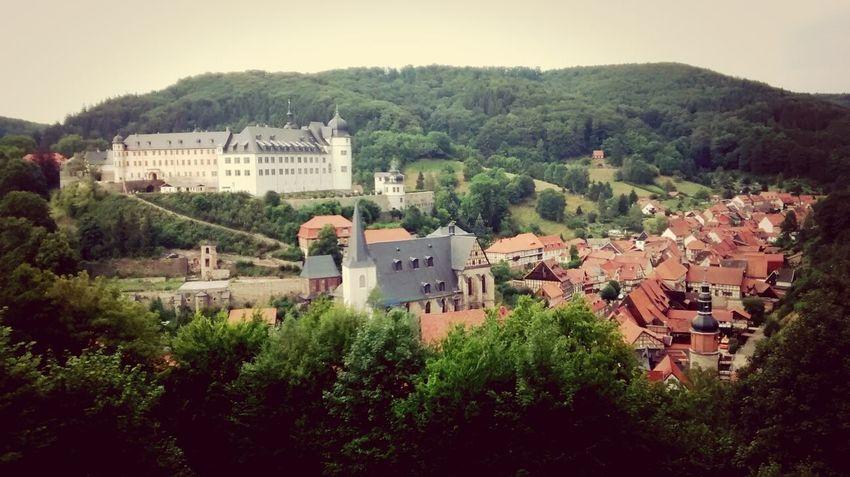 Schloss Stolberg Harz Stolberg Castle