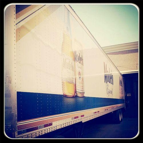 My Work Truck Modelo 18wheeler Beer Random
