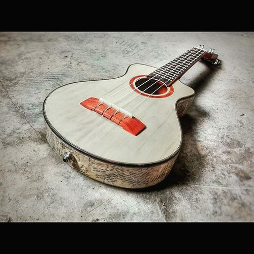 "It's Done! ""The Huni Geek Uke Project"" For more images and details of this uke project check out our facebook page - www.facebook.com/ukecebushop Huniukuleles Ukecebu Ukedelivery Custom Signatureconcert Cutaway AllSolidCoffeeWood Ebony Bayongwood StarTrekPages Ultron Funuke Ukulele Passion HandPainted ArtWork BookOnWood PassivePickup KandKAloha Aloha Chillmode Beachlife Handcrafted Fourstringhero Gawangkamay PinoyPride GarboBisaya"