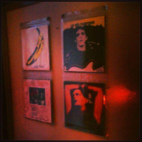 Lou Reed Wall Mulder groningen