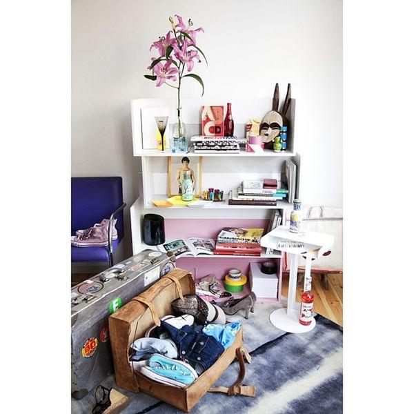 Flower Home Life Inspiration Furniture Nice Pink Shift Design Interior Chucks Shelf Apartment Furnishing Interiordesign Homedecor