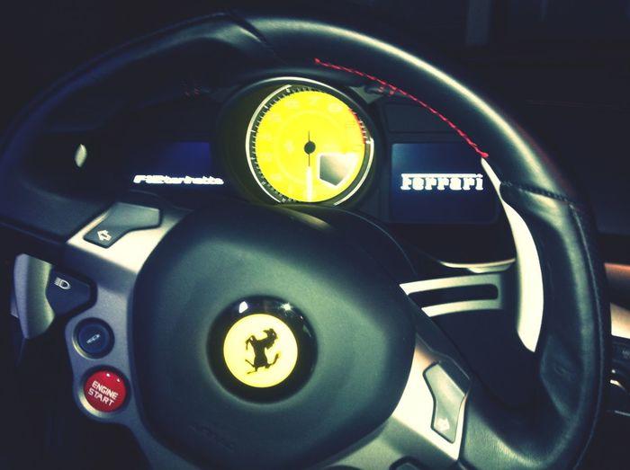 Ferrari 750PS Enjoying Life