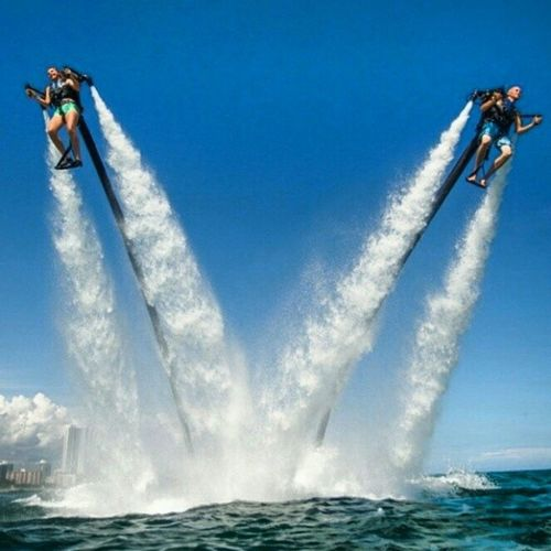 Something I plan on doing this summer! Now who can I get to do it with me? Jetpack Purefun