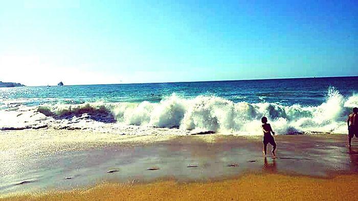 Blue Wave El Tabo