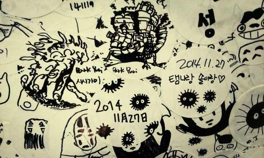 I love Ghibli♡♡