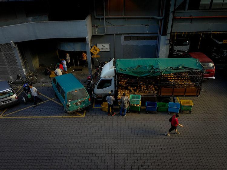 IPOH WET MARKET Pasar Karat Loken Real People Ipoh People Market Wet Market Photo Landscape Camera