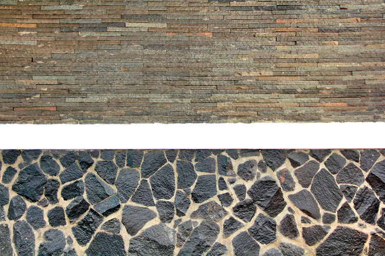 Wall Layers And Textures Rock Wall Textured  Textures And Surfaces Wall Decoration Wall Art Wall Design Wallart Backdrop Backgrounds Display Half Nature Wall No People Outdoors Pattern Rock - Object Stone Material Stone Wall Textured  Two Two Layers Two Of A Kind Wall - Building Feature Wallpaper