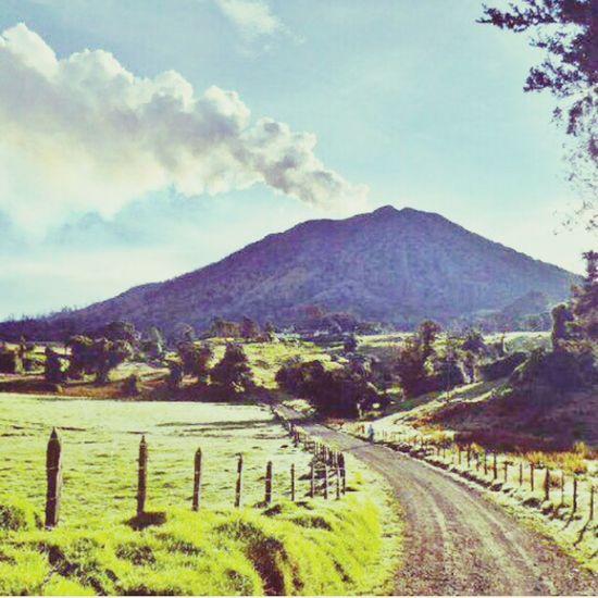 Volcan Turrialba Mi Pueblo <3 Tour Lindo Amanecer