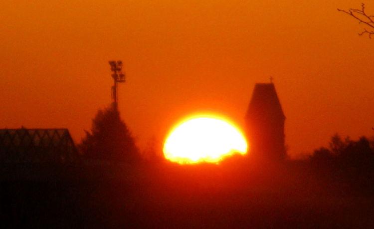 Atmospheric Mood Dusk Light Sun Sunrise Sunrise_Collection
