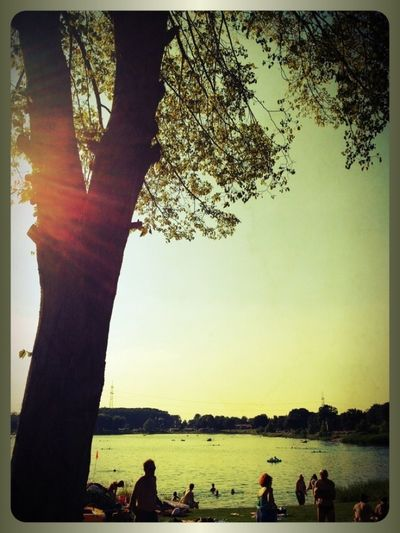 EyeEm Best Shots - My World Lake View EyeEm Best Shots