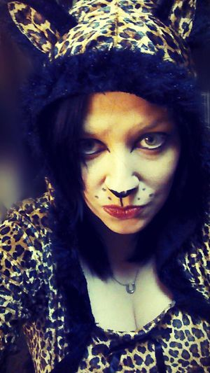 Halloween Cute Selfie Me