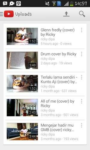 That's Me Check This Out Hello World My Cover  yeahh dude!