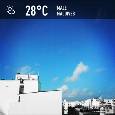 Todays weather Male Maldives Komandoo
