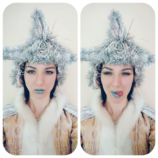 First Eyeem Photo Happy :) Color Portrait Ice Queen