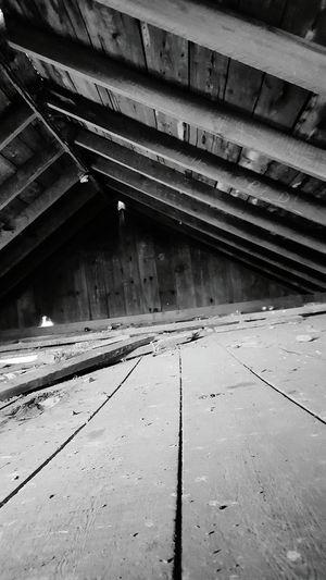 Attic Abandoned